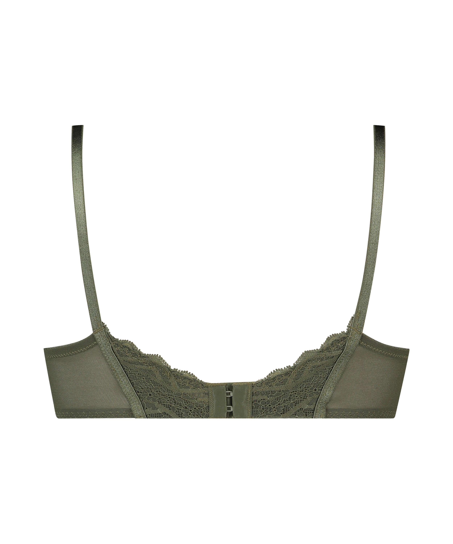 Rabella non-padded underwired bra I AM Danielle, Green, main
