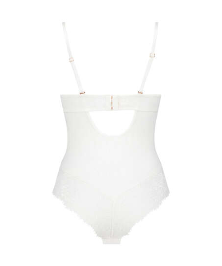 Dita body, White
