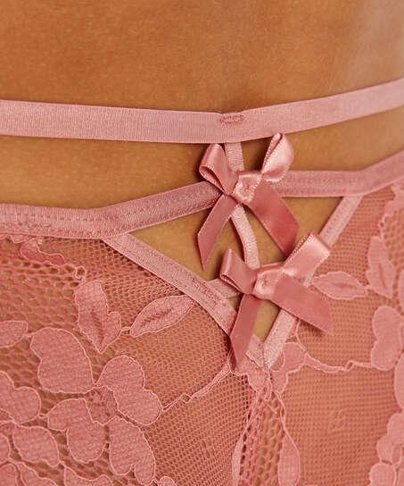 Annika brazilian, Pink