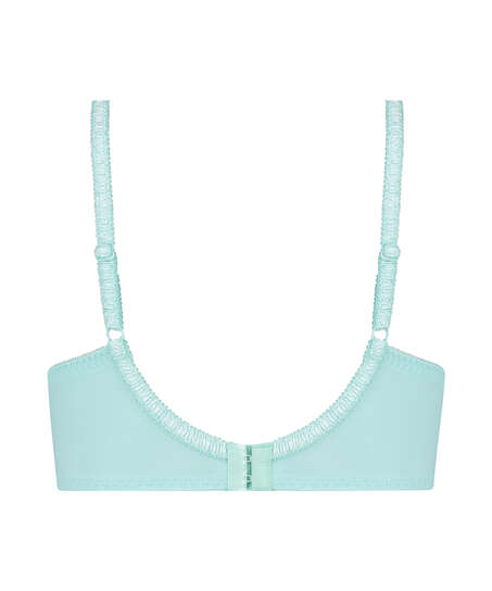 Diva Non-Padded Underwired Bra, Blue