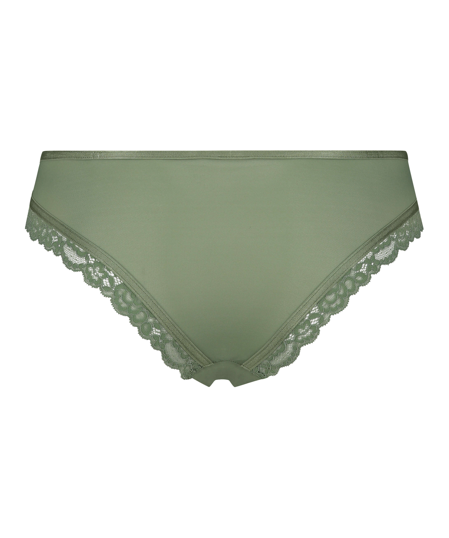 Brazilian Valentino, Green, main