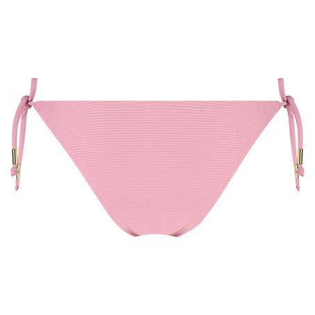 Desert Springs tanga bikini bottoms, Pink