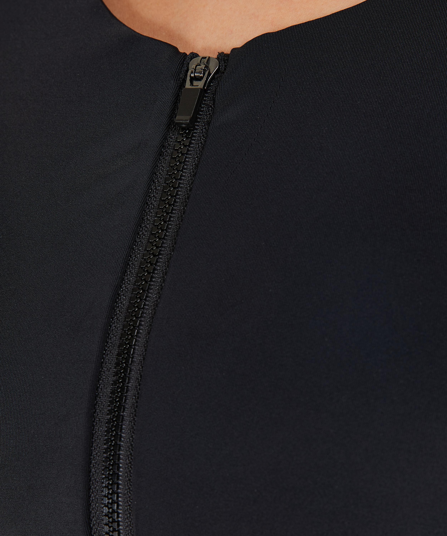 HKMX Sports bra The Pro Athlete Level 3, Black, main