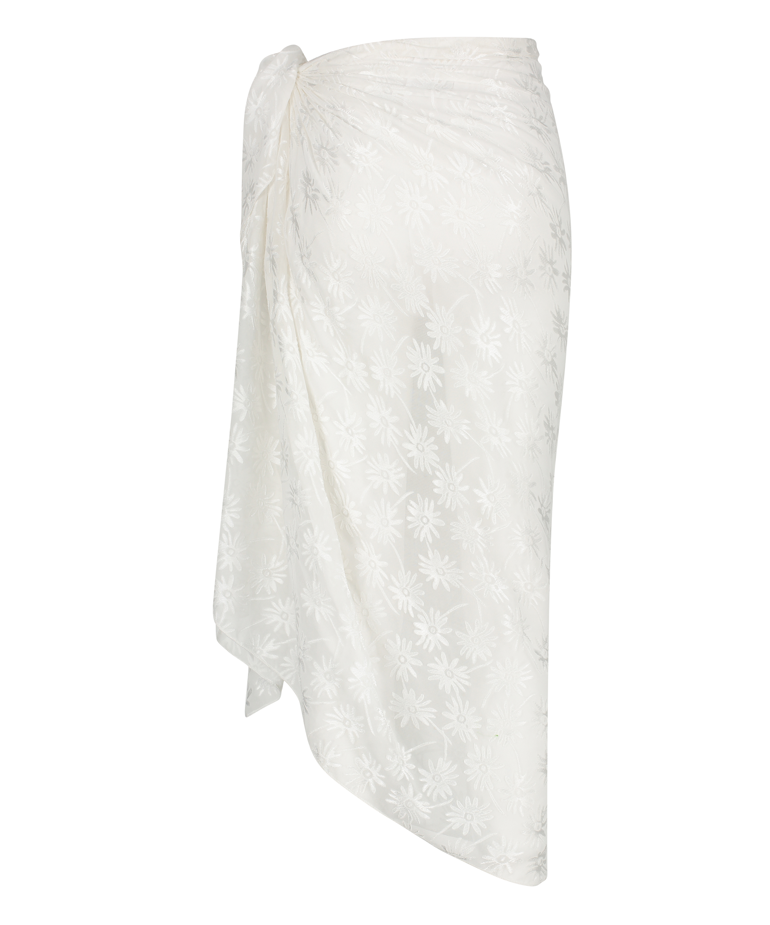 Libby structured pareo, White, main