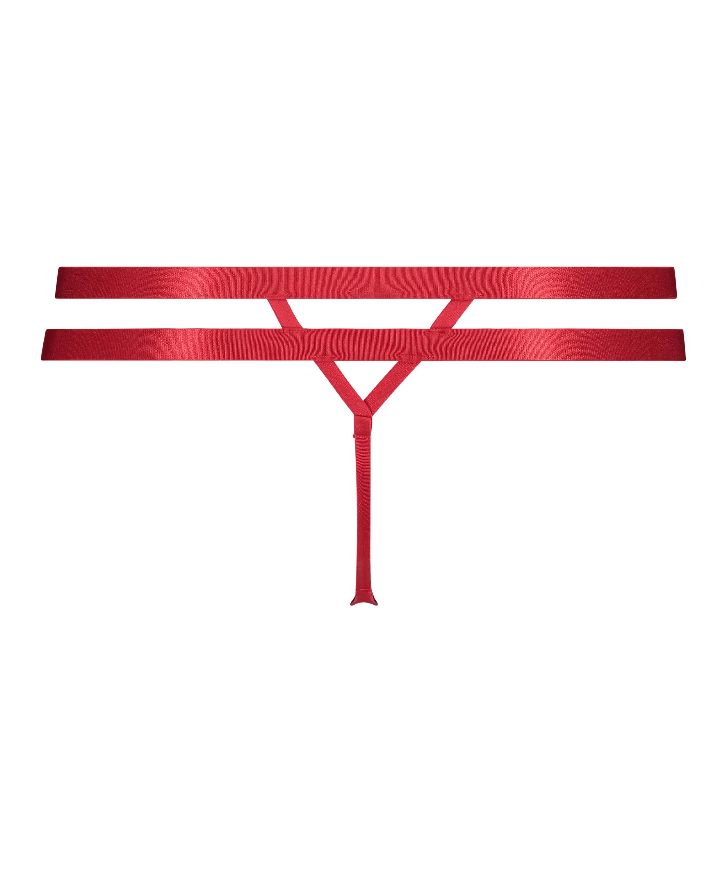 Manu Thong, Red, main