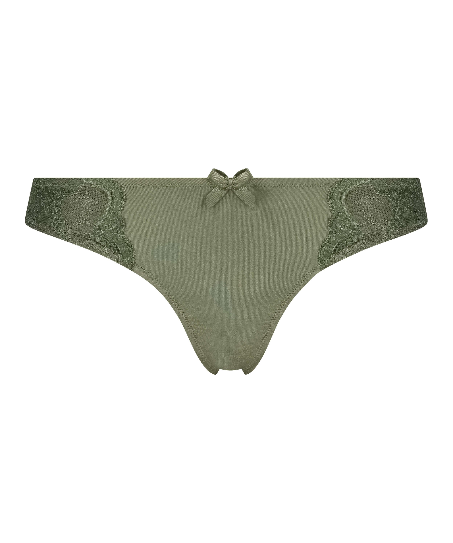 Gina thong, Green, main
