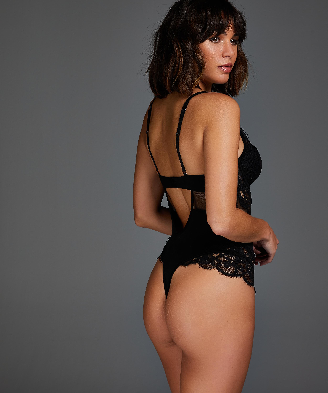 Genevieve Body, Black, main