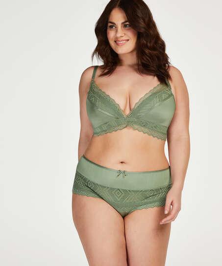 Rabella padded non-underwired bra I AM Danielle, Green