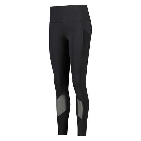 HKMX Oh My Squat High Waisted Leggings, Black