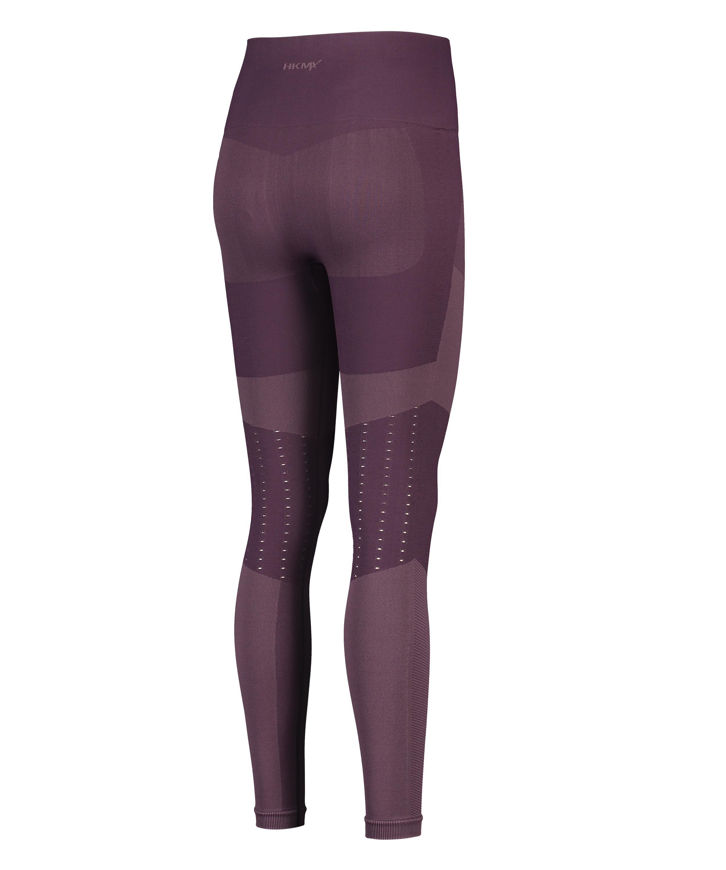 HKMX The Motion High Waisted Leggings, Purple, main