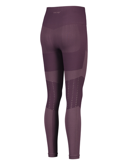 HKMX The Motion High Waisted Leggings, Purple