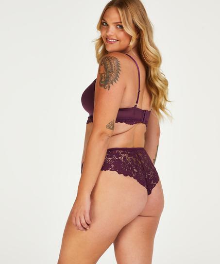 Evey Brazilian, Purple
