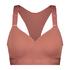 HKMX Sports bra The All Star Level 2, Pink