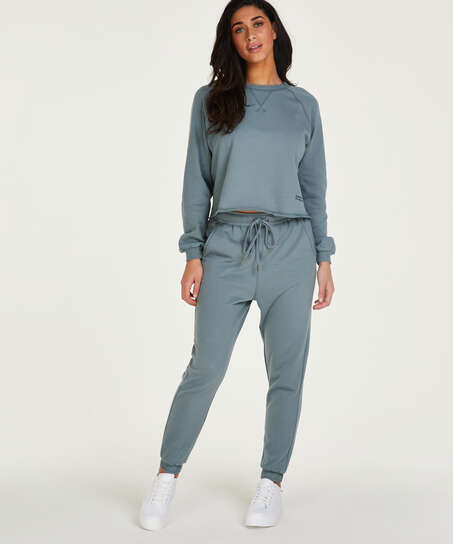 Tall French Jogger Sweat, Green