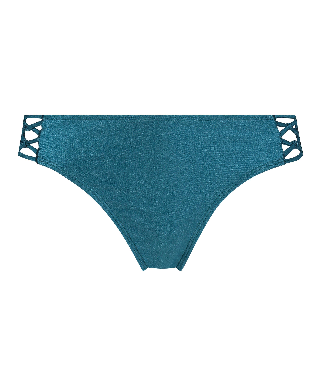 Macrame Rio bikini bottom Brokopondo I AM Danielle, Grey, main