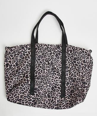 HKMX Leopard Sports bag, Black