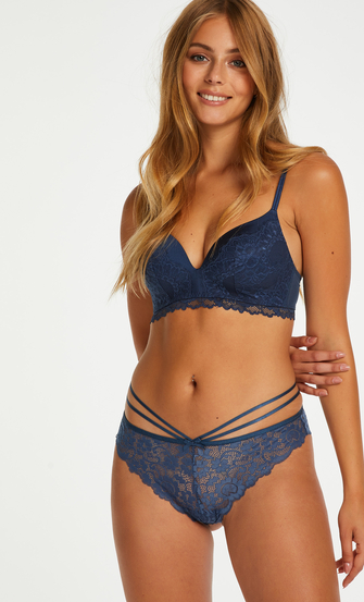 Almuth Brazilian, Blue