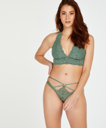 Brazilian Valentino, Green