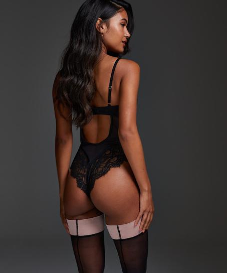 Amelia Body, Black