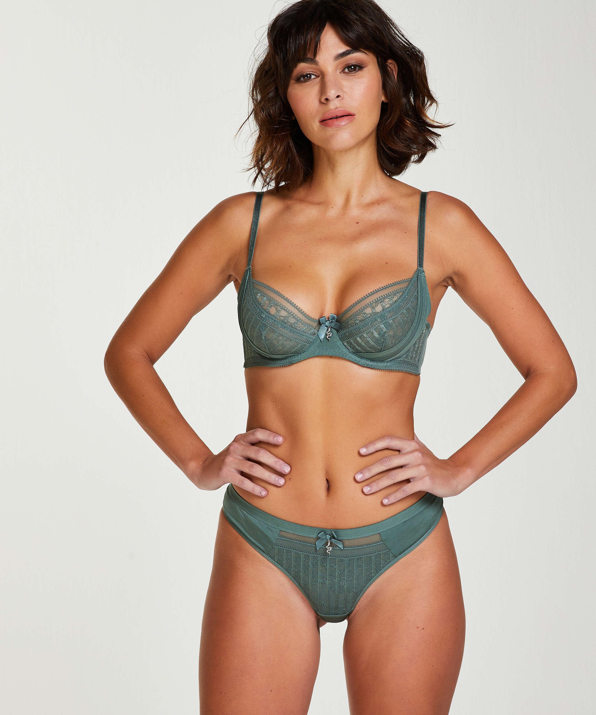 Kriss thong I AM Danielle, Green, main