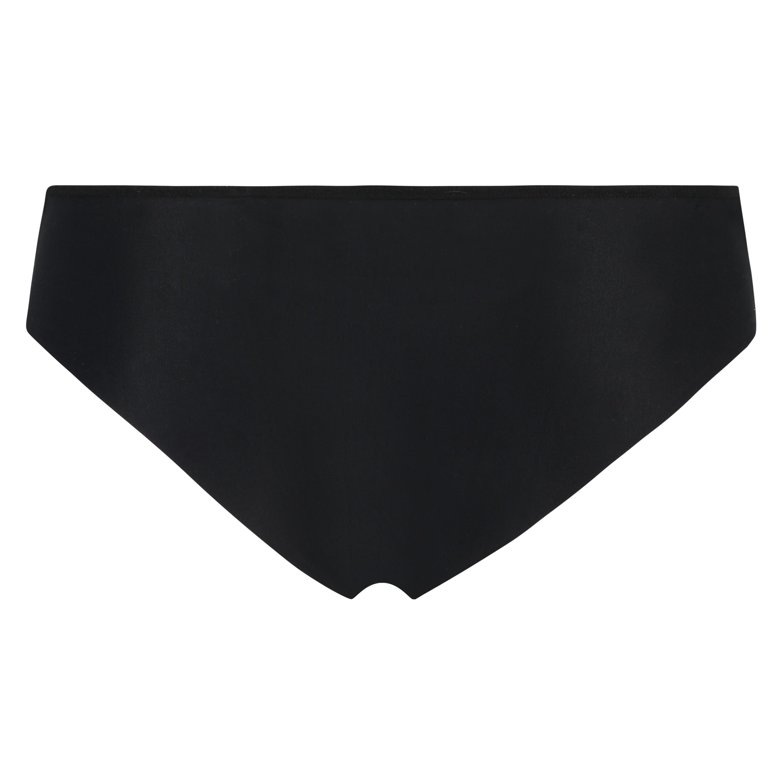 Invisible Brazilian Stripe mesh, Black, main