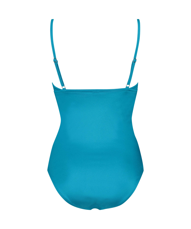 Celine bathing suit, Blue, main