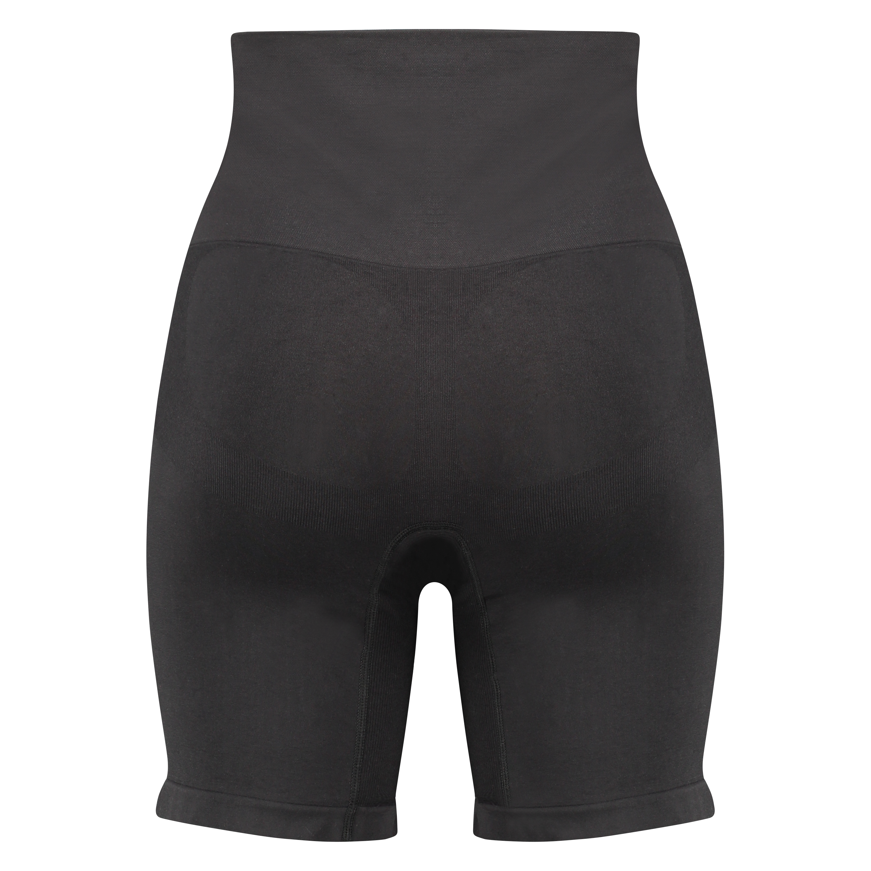 Firming high trousers - Level 2, Black, main