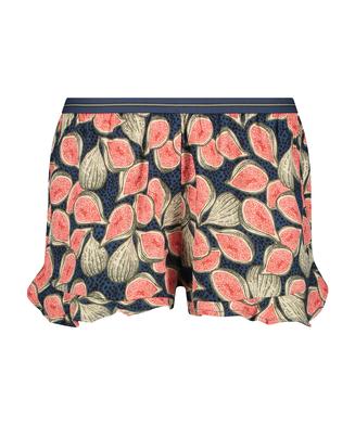 Pyjama shorts, Blue