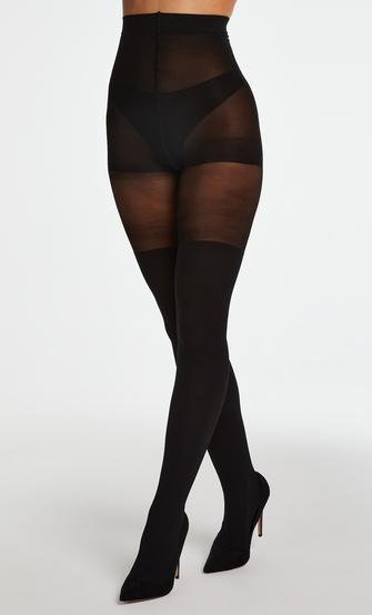 50 Denier tights Overknee sock, Black