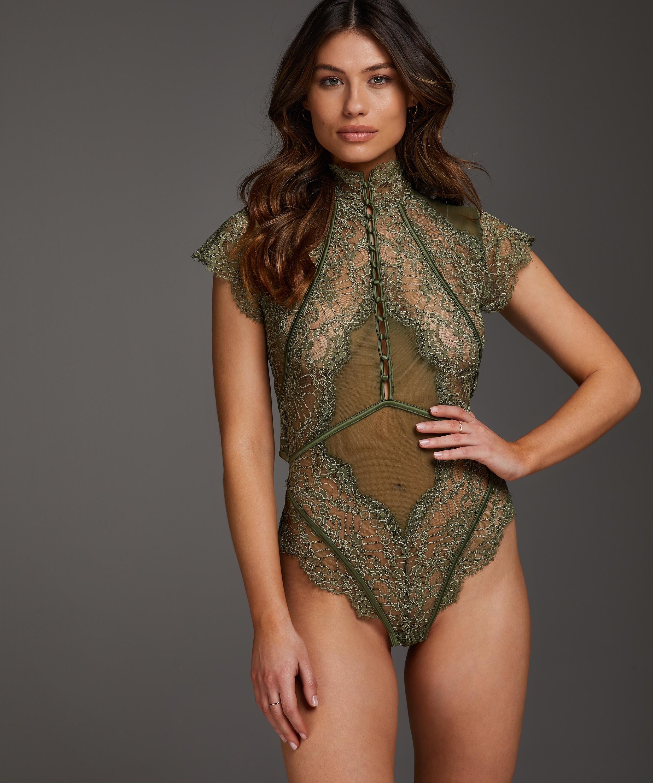 Amelia Body, Green, main