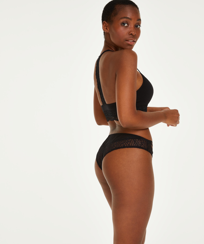Frederica Brazilian, Black, main