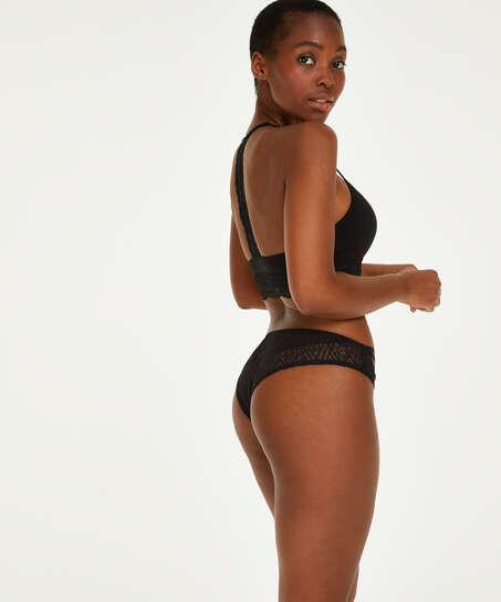 Frederica Brazilian, Black