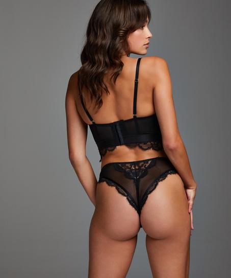 Heather Brazilian, Black