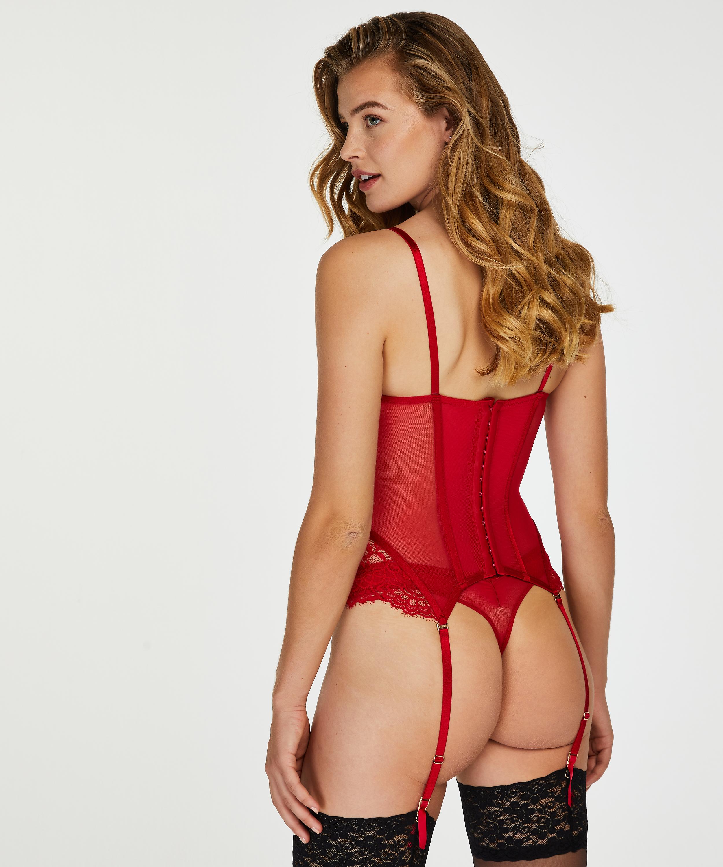 Rya Bustier, Red, main