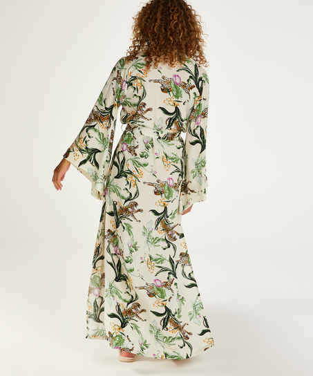 Leo Long Kimono, Pink