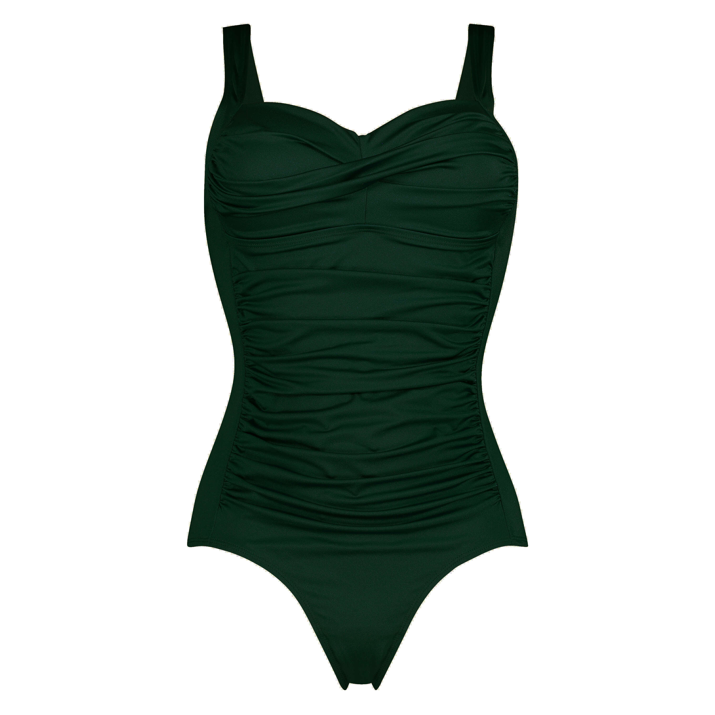 Sunset Dreams Ocean swimsuit, Green, main