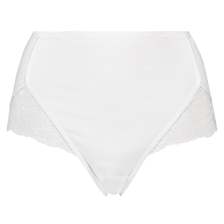 Superslip Lace Maxi cotton, White, main