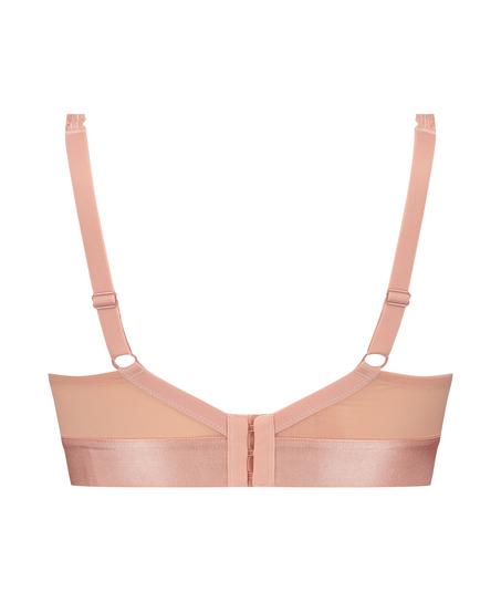 Morgan prosthetic underwireless bra, Pink