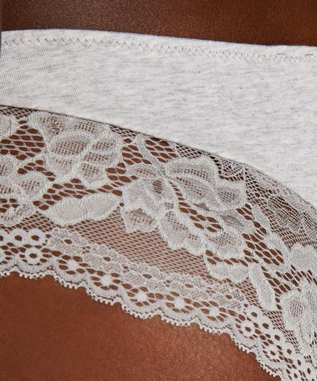 Cotton Brazilian, Grey