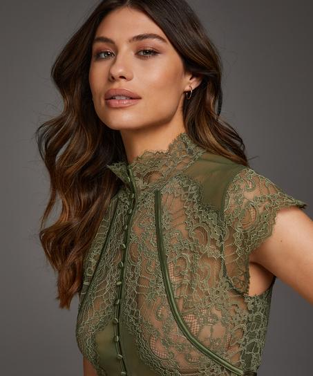 Amelia Body, Green