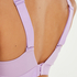 HKMX Sports bra The All Star Level 2, Purple