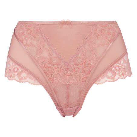 Aimee high Brazilian, Pink