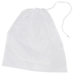 Big hosiery bag, White