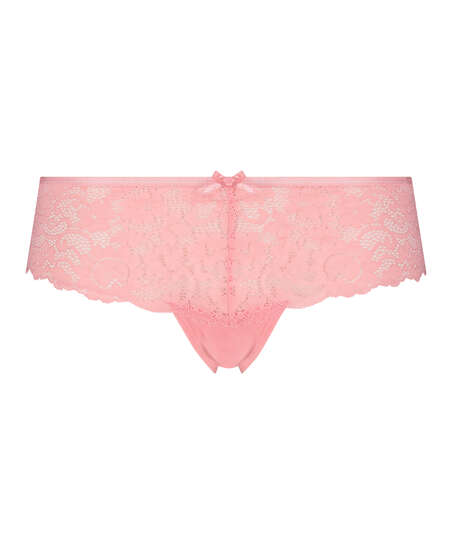 Mia Brazilian Shorts, Pink