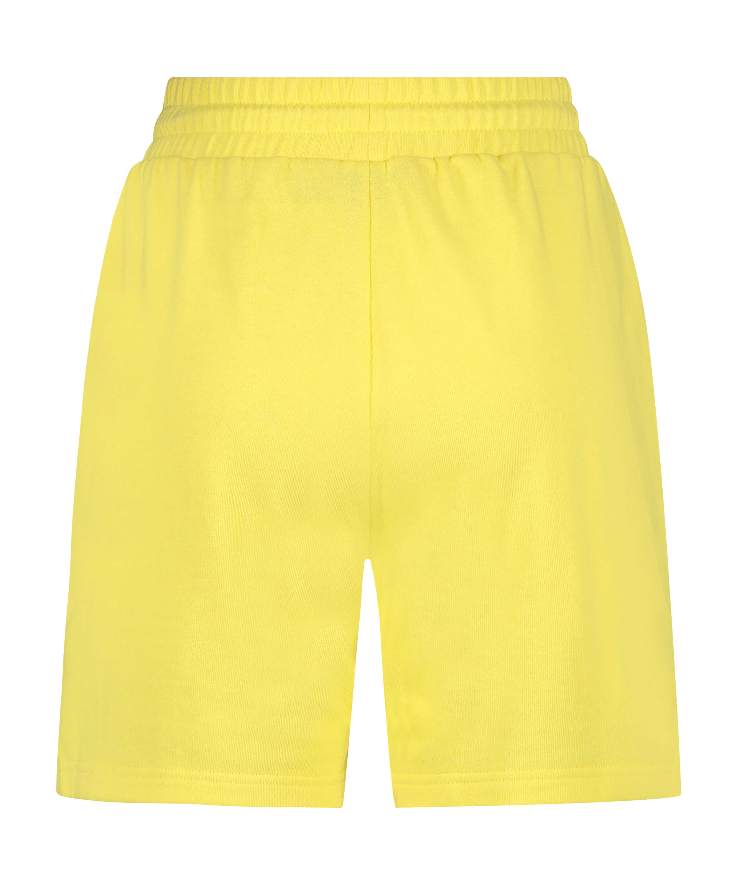 Snuggle Me Bermuda Shorts, Yellow, main