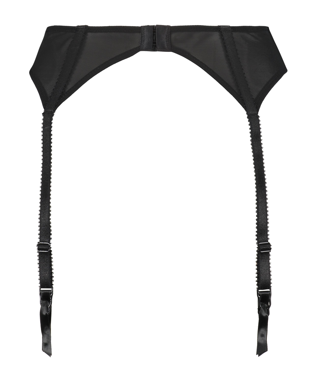 Senara suspenders, Black, main