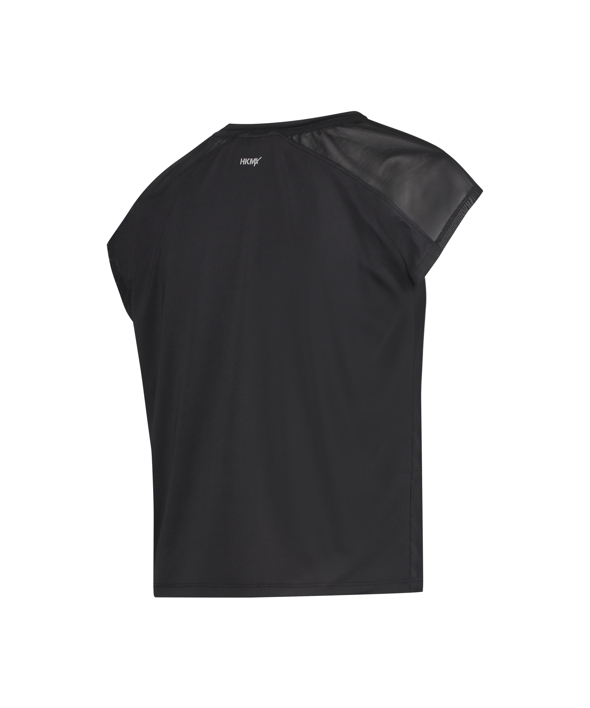 HKMX Sport t-shirt Joya, Black, main