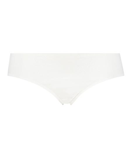 Invisible Brazilian Allover Lace, White