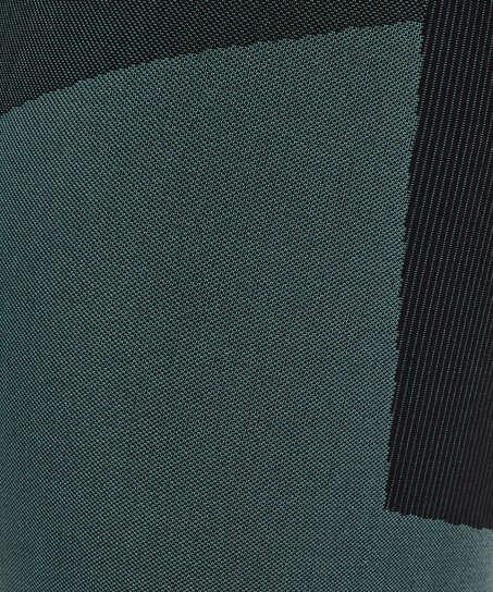 HKMX The Motion High Waisted Leggings, Green