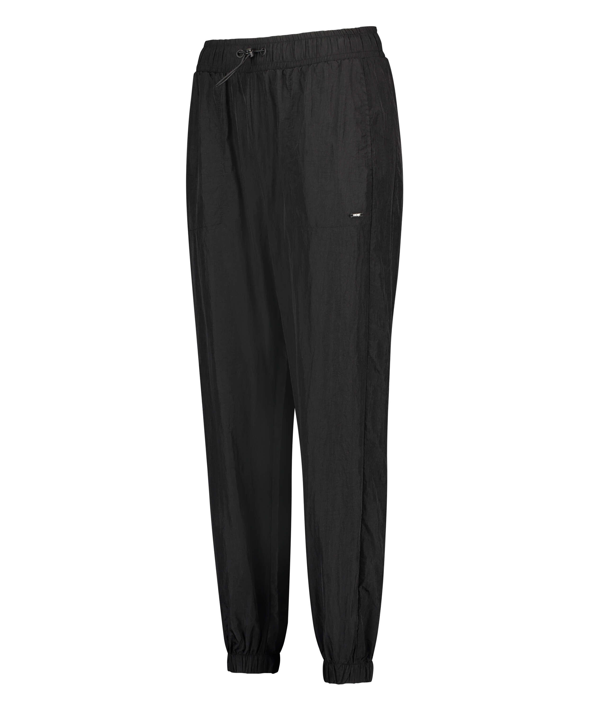 HKMX High waisted jogging pants Malila, Black, main